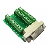 ADAPTER TERMINAL BLOCK (27PIN)->DVI-D(F)(24+1) DUAL LINK DELOCK