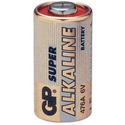Bateria specjalna wysokonapięciowa GP 476 A, 105 mAh, 6 V, 13,0 x 25,2 mm