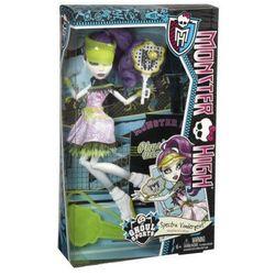 Monster High Sportowe Upiorki Spectra Vondergeist BJR13