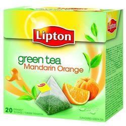 Green Tea Herbata zielona z mandarynką i pomarańczą 20 torebek 1szt