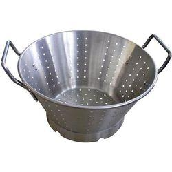 Wanna cedzakowa ze stali nierdzewnej | Profi Line | śr. 320 - 400mm