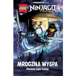 LEGO Ninjago Komiks. Mroczna wyspa. Pierwsza część trylogii