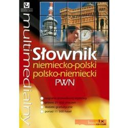 Multimedialny słownik niemiecko-polski polsko-niemiecki PWN