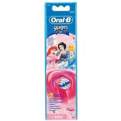 Końcówki do szczoteczek Oral-B EB 10-2 Kids Girl Mickey Mouse
