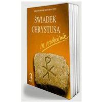 Świadek Chrystusa w rodzinie - Podręcznik metodyczny do religii dla klasy III ponadgimnazjalnej