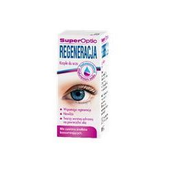 SuperOptic Regeneracja krople do oczu 5ml