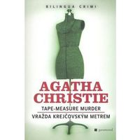 Vražda krejčovským metrem, Tape-Measure Murder Agatha Christie