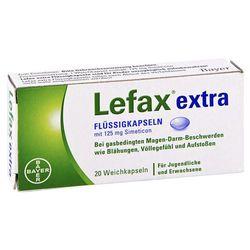 Lefax extra kapsułki 20 szt.