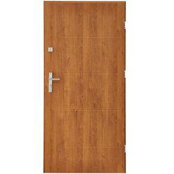 Drzwi wejściowe Linea 90 prawe O.K.Doors Prime 55
