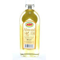 KTC Almond Oil - Uniwersalny olejek migdałowy do pielęgnacji 300 ml