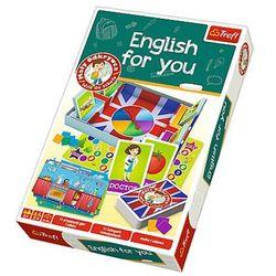 Gra TREFL 01272 Mały Odkrywca idzie do szkoły - English for you