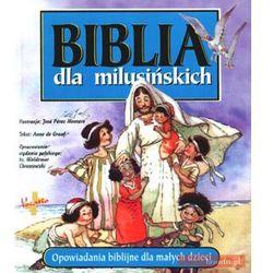 Biblia dla milusińskich (opr. twarda)