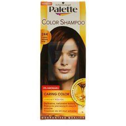 Palette Color Shampoo Szampon koloryzujący nr 244 Czekoladowy Brąz
