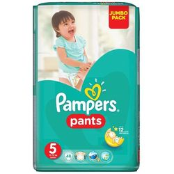 PAMPERS Pants 5 Junior 48szt Jumbo Pack Pieluchomajtki