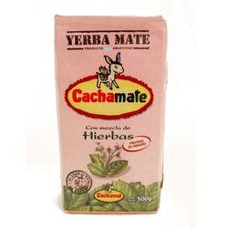 Yerba mate Cachamate Rosa 500g