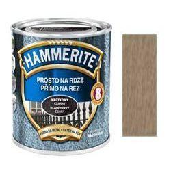 Farba Prosto Na Rdzę - Efekt Młotkowy Złoty 2,5L Hammerite