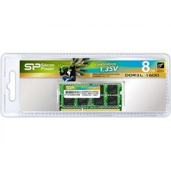 DDR3 SODIMM 8GB/1600 CL11 (512*8) Low Voltage