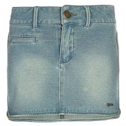 Gsus TINA Spódnica jeansowa jeans blue