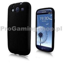 Etui plastikowe 4-OK do Samsung Galaxy Ace 2 - i8160, Czarny