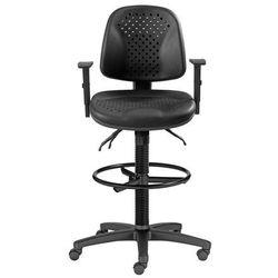 Krzesło laboratoryjne LABO R26S ts06 Ring Base