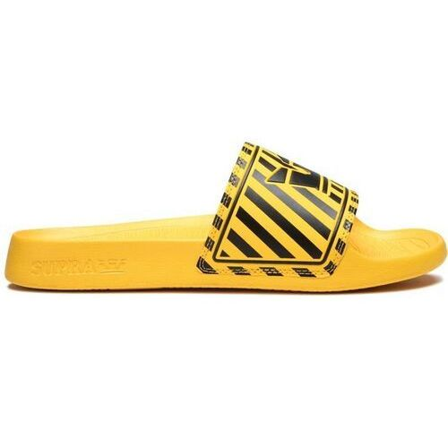 buty SUPRA - Lockup Black/Caution Stripe (004) rozmiar: 40