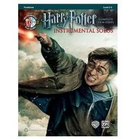 Harry Potter Instrumental Solos - Trombone, w. MP3-CD John Williams