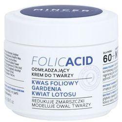 Mincer Pharma Folic Acid N° 450 odmładzający krem do twarzy 60+ + do każdego zamówienia upominek.