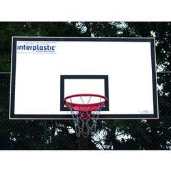 Tablica do koszykówki laminowana 120 x 90 cm Interplastic