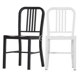 Krzesło Army, biały by CustomForm