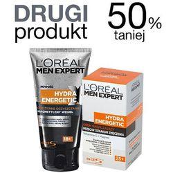 Zestaw LOREAL Men Expert 50ml Hydra Energetic 25+ Krem + 150ml Hydra E