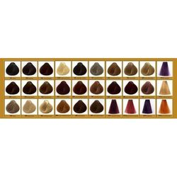 Herbatint trwała farba do włosów seria Złota 5D średni złoty brąz