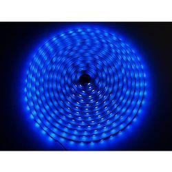 Taśma LED line 300 SMD 5050 niebieska w powłoce silikonowej IP65 1 metr - niebieska