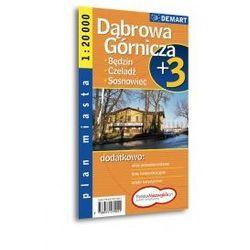 Dąbrowa Górnicza/Sosnowiec plus 3. Plan miasta. 1:20 000. - Praca zbiorowa