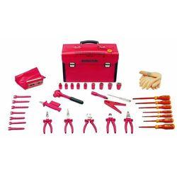 Walizka narzędziowa Bernstein 8100 VDE, 35 narzędzi, (DxSxW) 440 x 175 x 310 mm