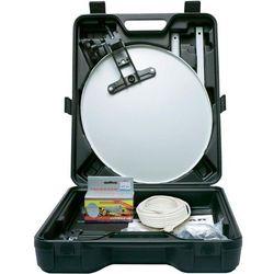 Czasza TECHNISAT Mobilny zestaw campingowy w walizce 5103309