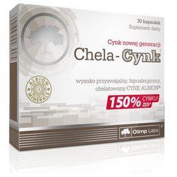 Olimp Chela Cynk 15mg 30 kaps.