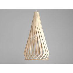 Lampa wisząca Vega Tall, naturalny by CustomForm
