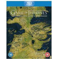 Gra o tron Sezony 1-3 [Blu-Ray]