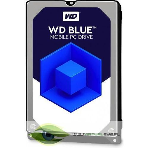 Western Digital HDD Blue 2TB 2,5'' 128MB SATAIII/5400rpm