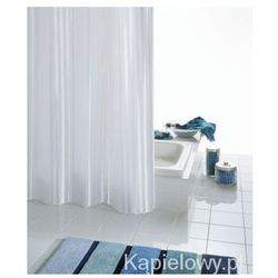 SATIN poliestrowa zasłona prysznicowa 180x200cm 47851