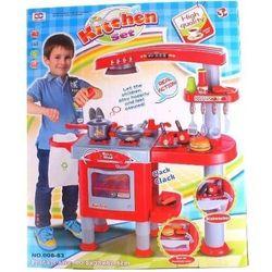 Kuchnia z akcesoriami