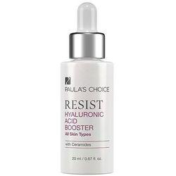 Paulas Choice - Skoncentrowane serum z kwasem hialuronowym - Resist Hyaluronic Acid Booster - 20 ml - DOSTAWA GRATIS! Ten produkt jest w ofercie promocyjnej - sprawdź ją teraz !