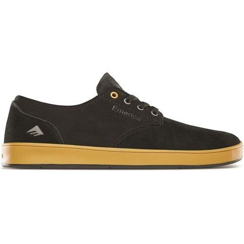 buty EMERICA - The Romero Laced Black/Yellow (974)