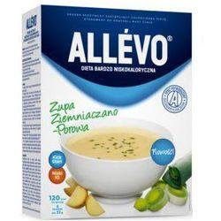 ALLEVO Zupa ziemniaczano-porowa 165g