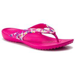 d4c61bd1573aa Japonki CROCS - Kadee II Seasonal Flip W 205635 Floral/Candy Pink