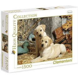Puzzle 1500 High Quality Collection Hunting Dogs