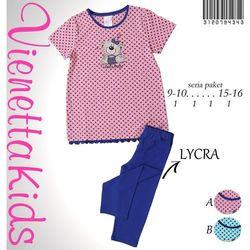 Piżama dziecięca 794343 Vienetta Secret
