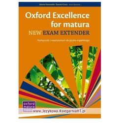 Oxford Excellence for matura new exam builder/ Oxford Excellence for matura new exam extender (opr. broszurowa)