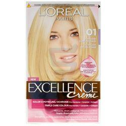 Loreal Paris Excellence Creme Farba do włosów Naturalny nr 01