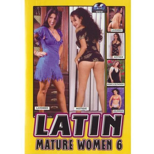 DVD Latin Mature Women 6